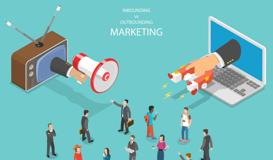 ¿Qué es el Inbound y Outbound marketing?